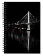 A Light Amongst Darkness Spiral Notebook
