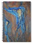 A Light Between Spiral Notebook