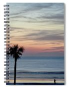 Daytona Beach Sunrise Spiral Notebook
