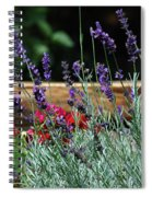 A Little Lavender Spiral Notebook
