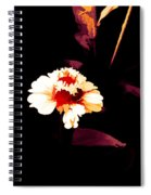 A Little Marigold Spiral Notebook