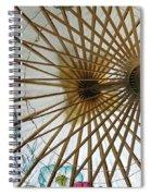 A Little Shade Spiral Notebook