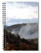 A Little Smoky Spiral Notebook