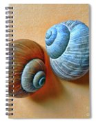A Lonely Portraits Spiral Notebook