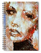 A Look At The Past Spiral Notebook