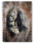 A Love So Grand Spiral Notebook