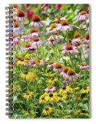 A Lover's Picnic  Spiral Notebook