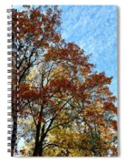 A Magnificent Fall Day Spiral Notebook