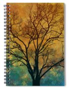 A Magnificent Tree Spiral Notebook