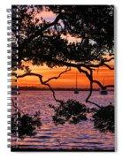 A Mangrove Morning Spiral Notebook