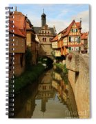 A Medieval Village In Germany Spiral Notebook