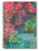A Memory Spiral Notebook