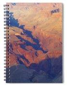 A Mile Deep Spiral Notebook