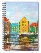 A Modern Take On Curacao Spiral Notebook