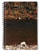 A Moment By The Water Spiral Notebook
