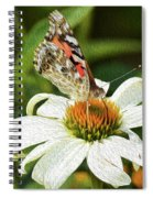 A Moment Comes Spiral Notebook