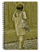 A Moment Spiral Notebook