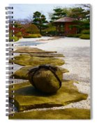 A Moment To Stop Spiral Notebook