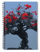 A Moments Serenity Spiral Notebook