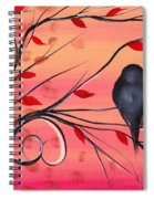 A Morning With You Spiral Notebook