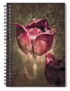 A Mother's Day Card Spiral Notebook