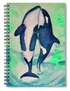 A Mothers Love Spiral Notebook