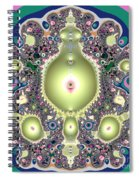 A Mothers Womb Gods Garden Of Life Spiral Notebook