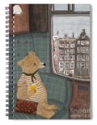 A New Adventure For Bear  Spiral Notebook