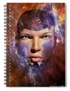 A New Creation Spiral Notebook