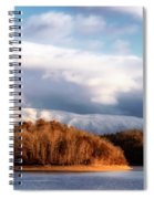 A New Day Dawns Spiral Notebook