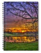 A New Day Dawns Spiral Notebook