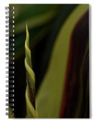 A New Leaf Is Born Spiral Notebook