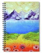A New Tomorrow Spiral Notebook