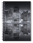 A New York City Night Spiral Notebook