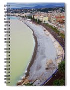 A Nice Beach Spiral Notebook