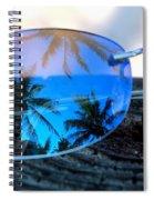 A Nice Dream Spiral Notebook