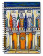 A Night At The Fenice Spiral Notebook