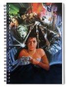 A Nightmare On Elm Street 1984 Spiral Notebook