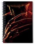 A Nightmare On Elm Street 2010 Spiral Notebook
