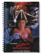 A Nightmare On Elm Street Spiral Notebook