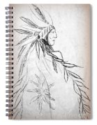 A Noble People Spiral Notebook