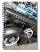 A Packard Super 8 Spiral Notebook