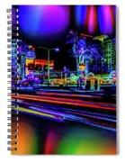 A Parallel Las Vegas Spiral Notebook