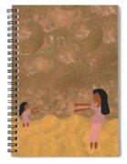 A Parent And Child Reunion Spiral Notebook