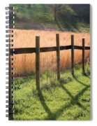A Path Seldom Taken Spiral Notebook
