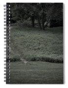 A Path Traveled Spiral Notebook