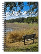 A Peaceful Place Spiral Notebook