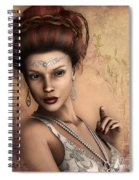 A Perfect Beauty Spiral Notebook