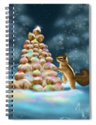 A Perfect Christmas Tree Spiral Notebook