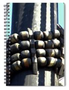 A Peril Up The Mast Spiral Notebook